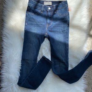 Free people jeans size 24